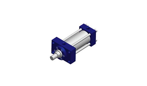 CD、CG系列重载液压缸(25Mpa、35Mpa)